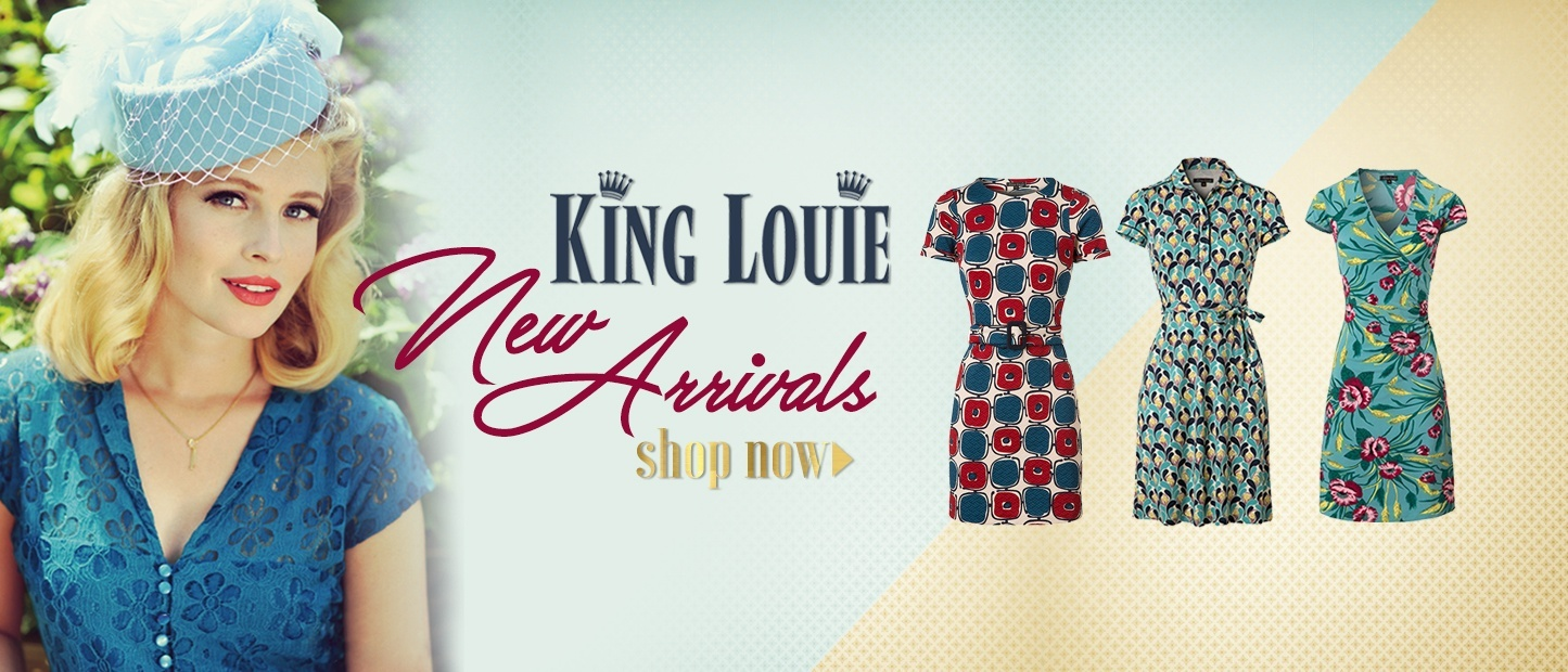New Arrivals King Louie
