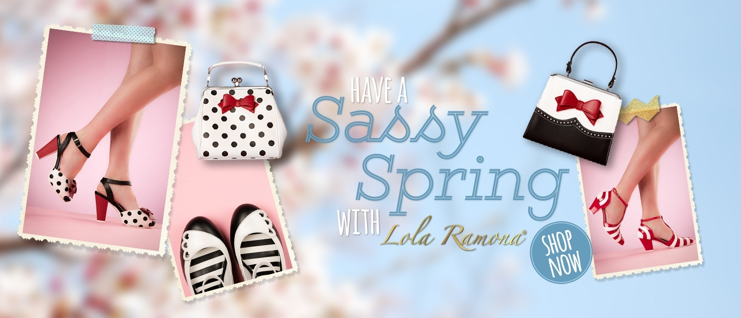 Have a Sassy Spring with Lola Ramona