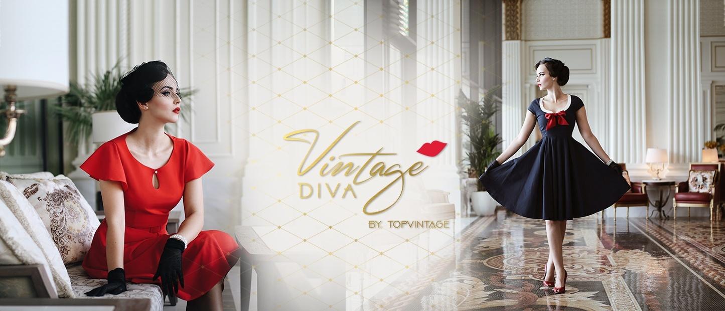 Vintage Diva by TopVintage Idda