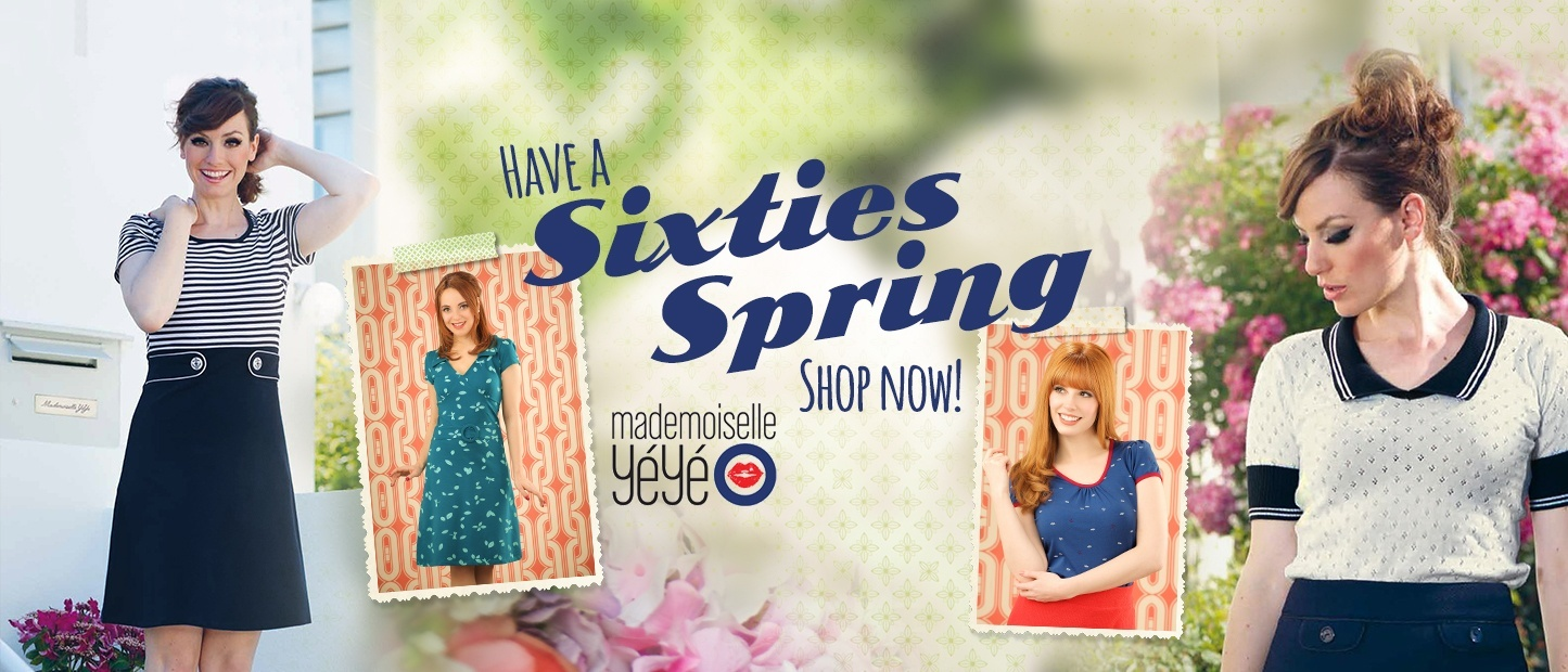 Have a Sixties Spring