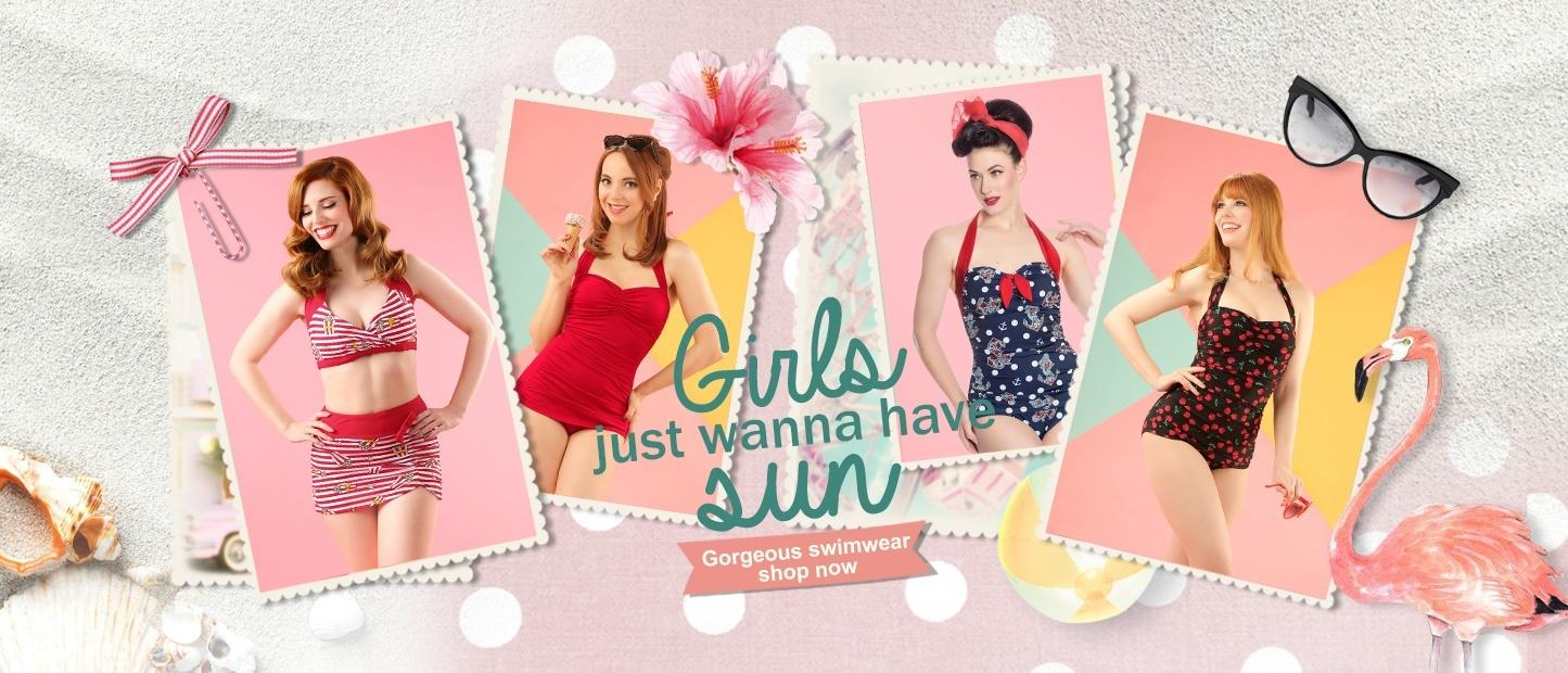 Girls just wanna have sun!
