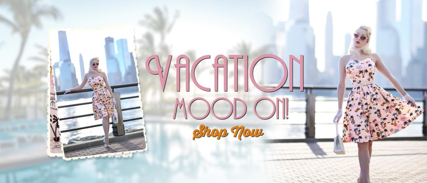 vacation mood on!