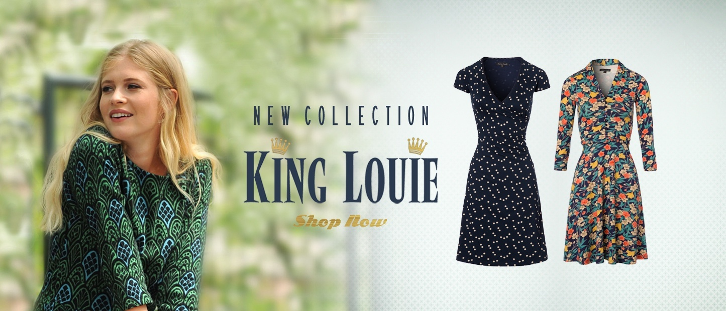 King Louie New Collection! Fall 2017