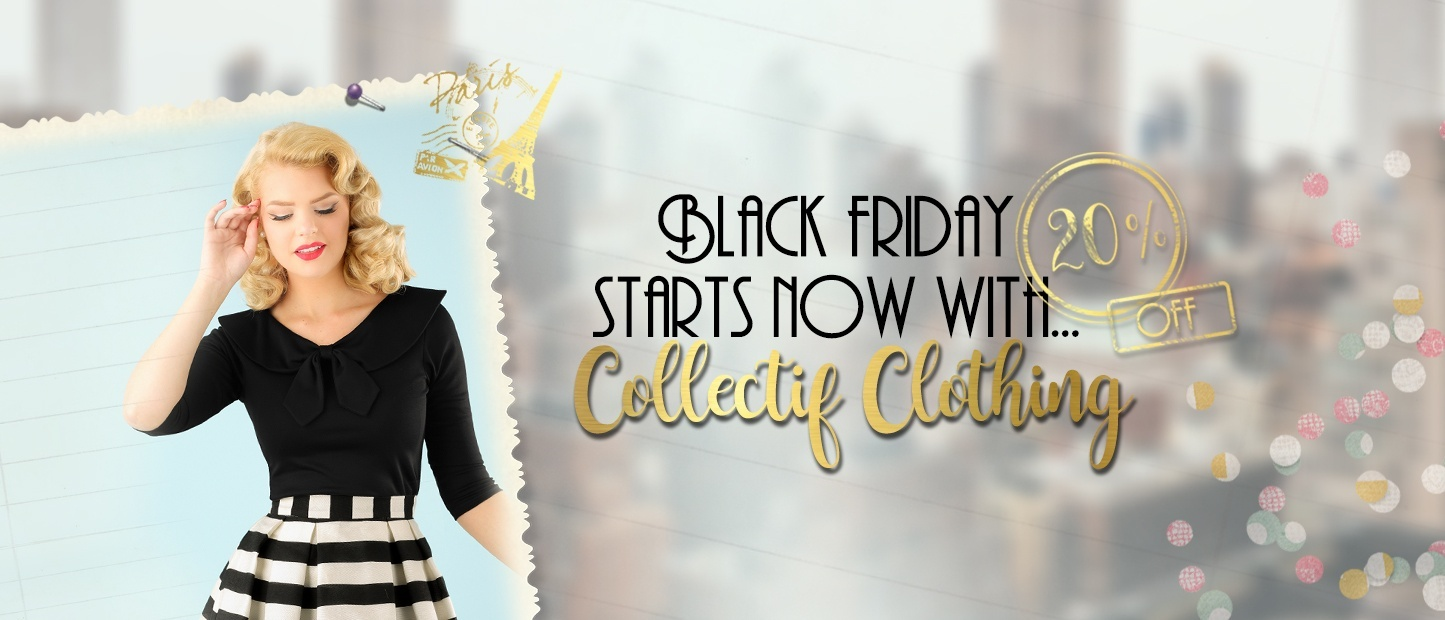 Collectif Clothing Sale