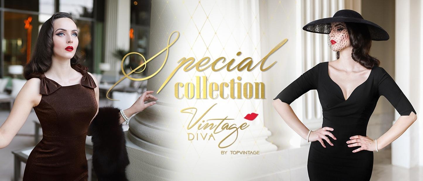 Vintage Diva Party