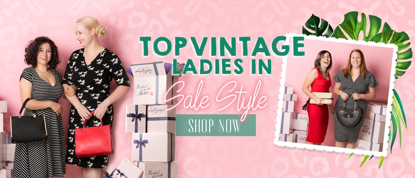 TopVintage ladies Sale