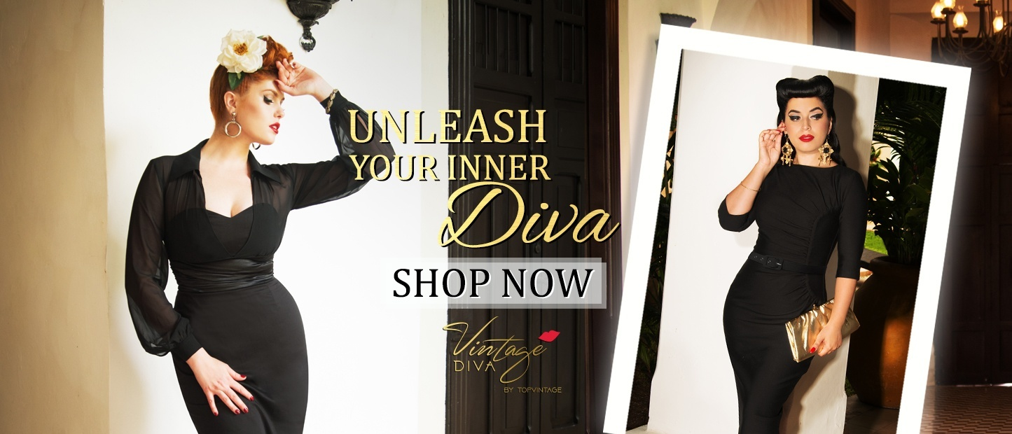 Vintage Diva  AW Episode 2  2
