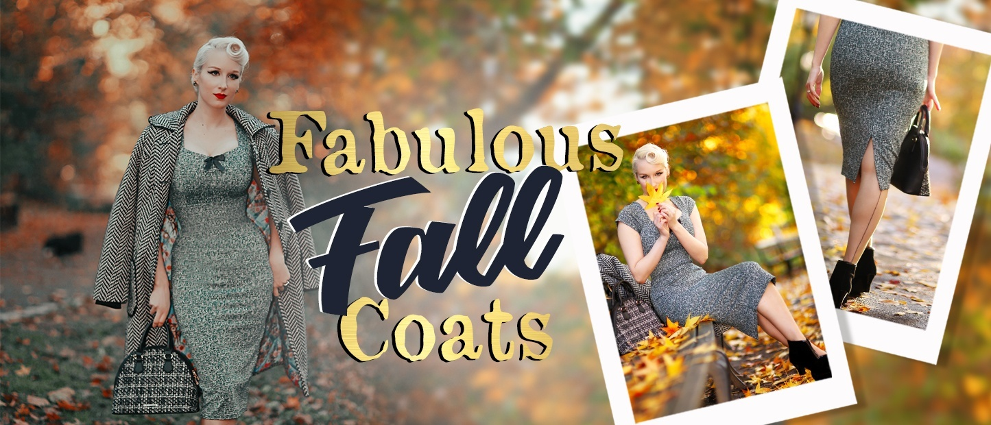 Fabulous Fall Coats 2018