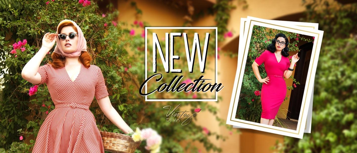 Vintage Diva Collection