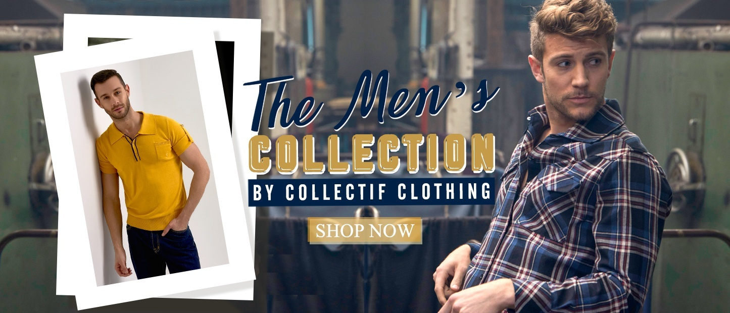 The Men's Collection by Collectif Clothing