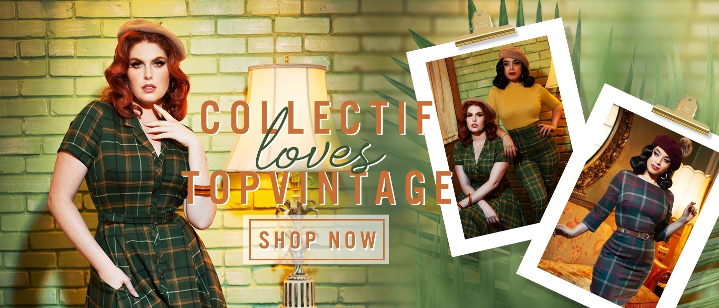 Collectif loves TopVintage I