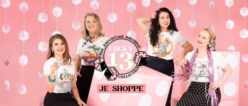 Exclusive Lucky13 T-shirts_FR