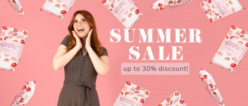 Summer sale up to 30% discount