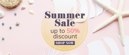 Sale up to 50% discount NL+EN