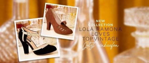 Lola Ramona Loves TopVintage AW21 DE