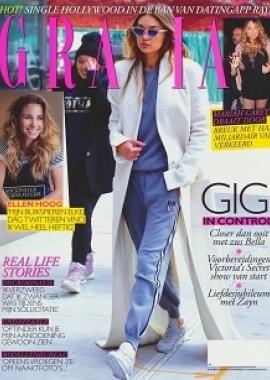 Cover   Grazia   NR 47