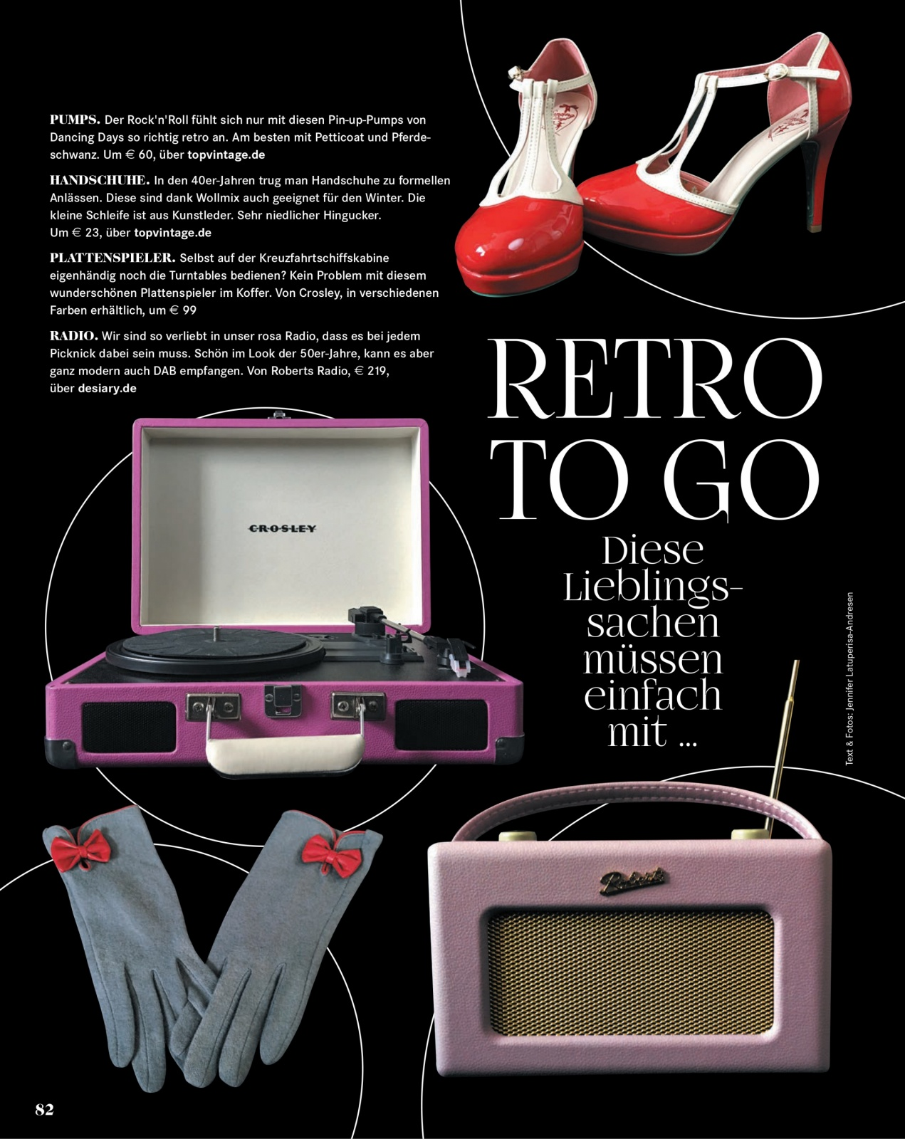 Vintage Lifestyle Serie