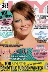 JOY Februar 2017 Cover