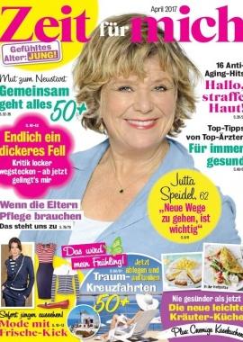 Zeit für mich April 17 Cover