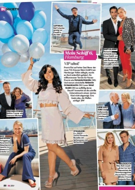 IN Das Star  Style Magazin 05 06 17 Inhalt