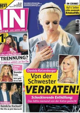 IN Das Star  Style Magazin 05 06 17 Titel