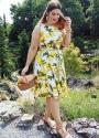 WLindy Bop Audrey Lemon Print Swing Dress 102 59 21213 20170301 0008webs