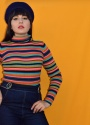 King Louie Turtleneck Striped Glitter Top 113 39 21351 20170811 0005kleu