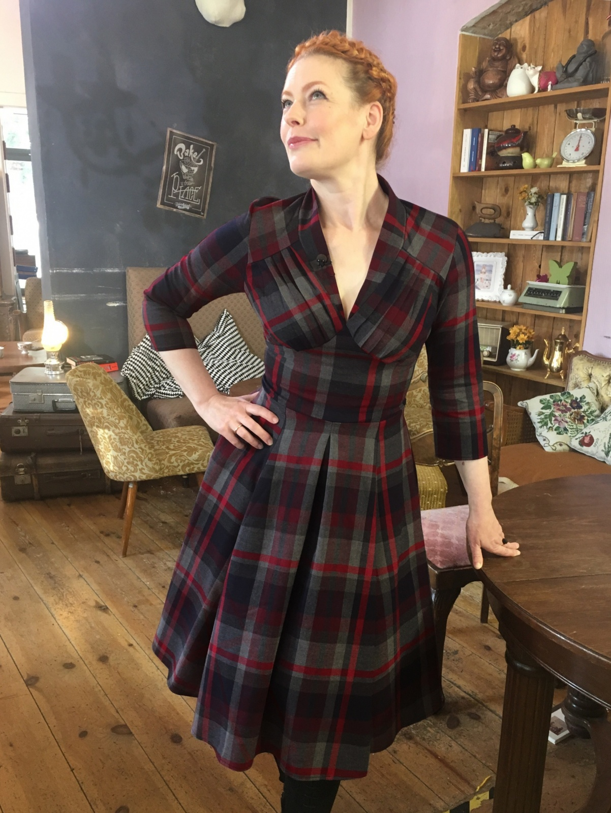 Enie   dress   22138
