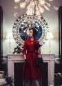 Hearts  Roses 50s Florence Velvet Swing Dress 17661 20161215 0023