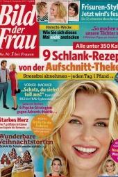 Bild der Frau 08 12 2017 Cover Top Vintage