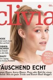 Clivia Issue 02 2018 Titel