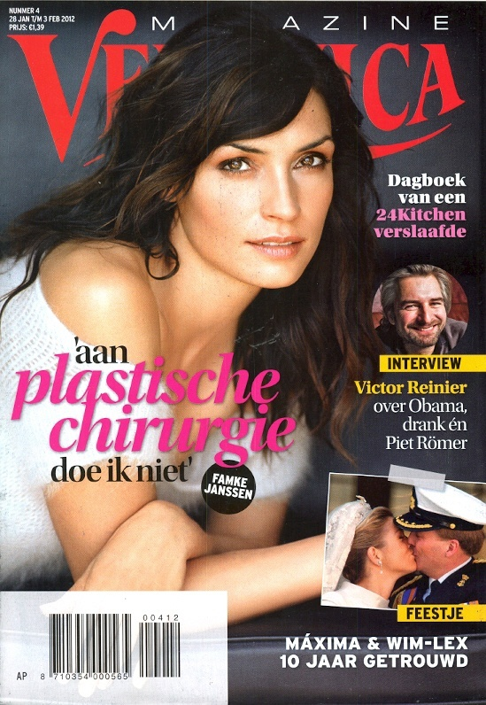 Veronica januari 2012 NR4 - Cover