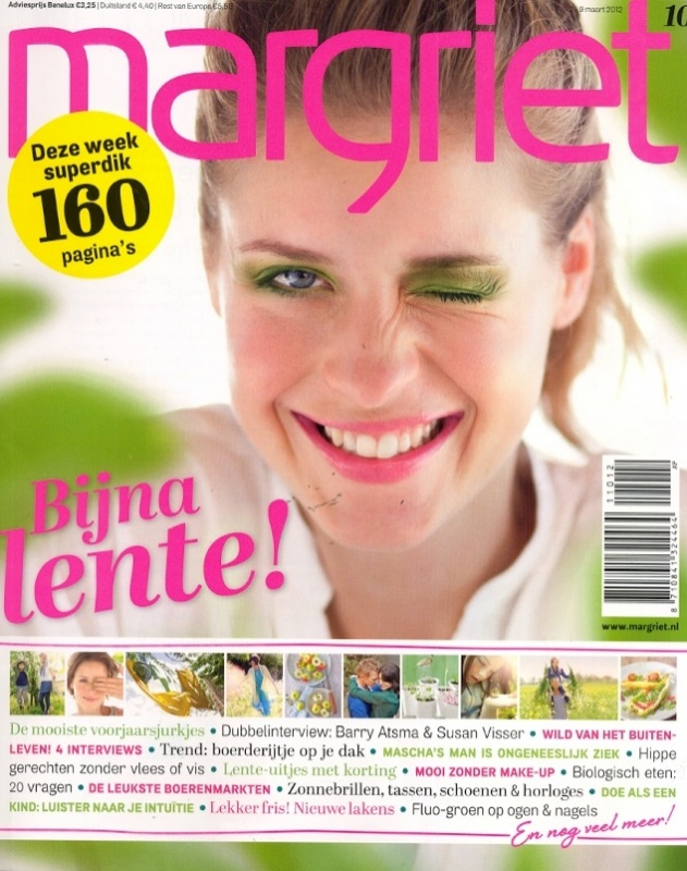 Margriet 2 tm 9 maart - Cover
