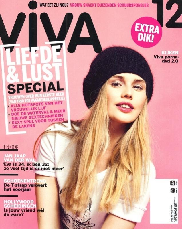 Viva nummer 12 - Cover