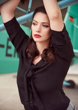 Fotograaf Yvonne Sophie Thöne   Model Silvana Denker (4)