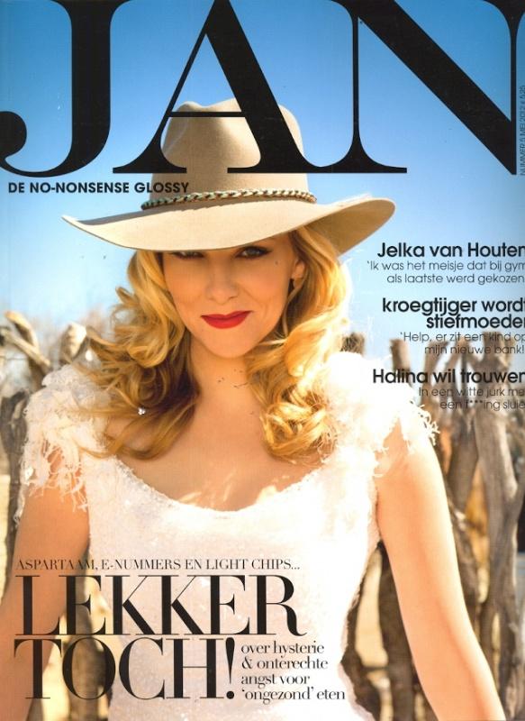 JAN nummer 5 - Cover