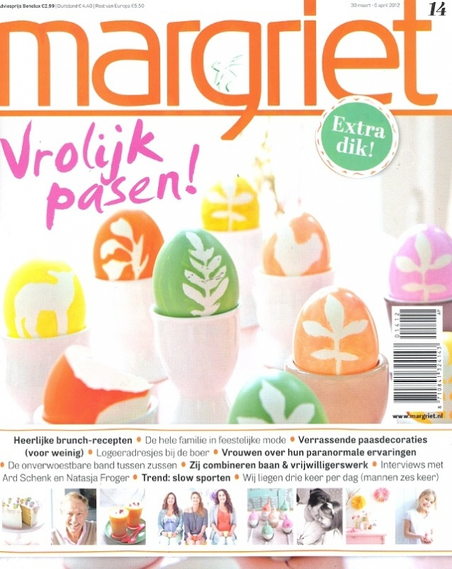 Margriet nummer 14 - Cover