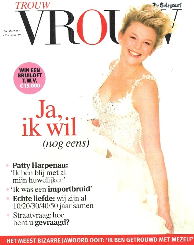 Vrouw nummer 23 - Cover