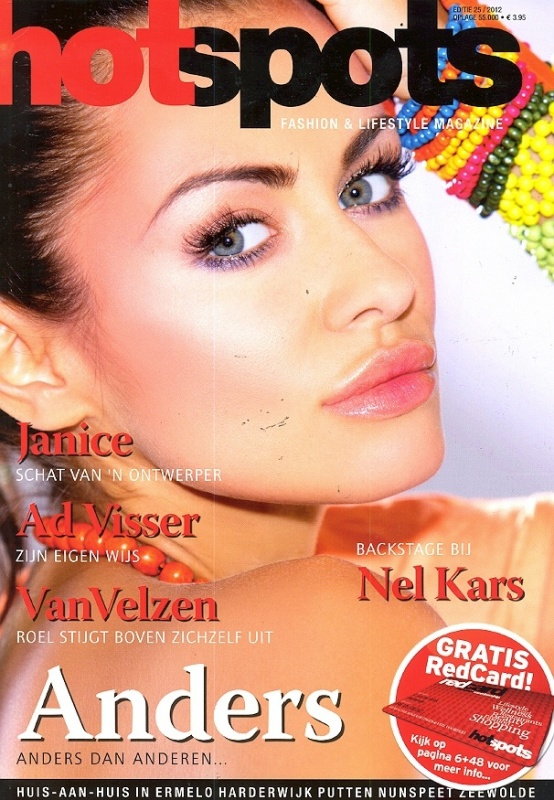 Hotspots editie 25 - Cover