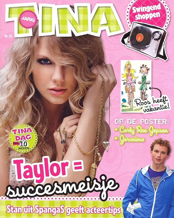 Tina nummer 29 - Cover
