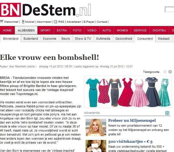 BN De stem nl interview