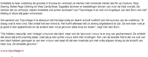 Juli 2012 BN De Stem.nl
