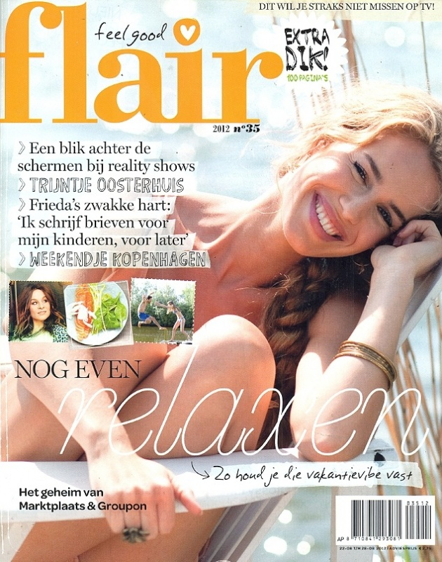 Flair nummer 35 - Cover