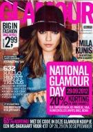 Glamour - oktober 2012 - Cover
