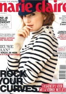 Marie Claire - Oktober 2012 - Cover