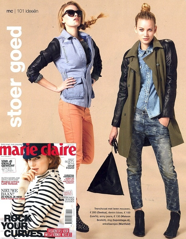 Marie Claire - Oktober 2012 - comp