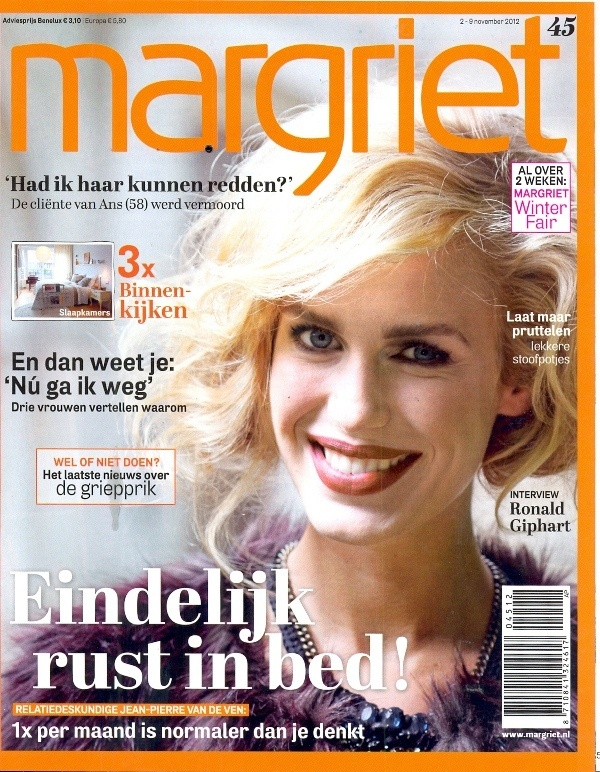 Margriet - nummer 45 - Cover