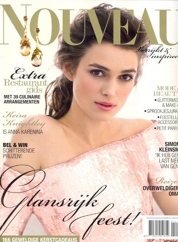 Nouveau - december 2012 - Cover