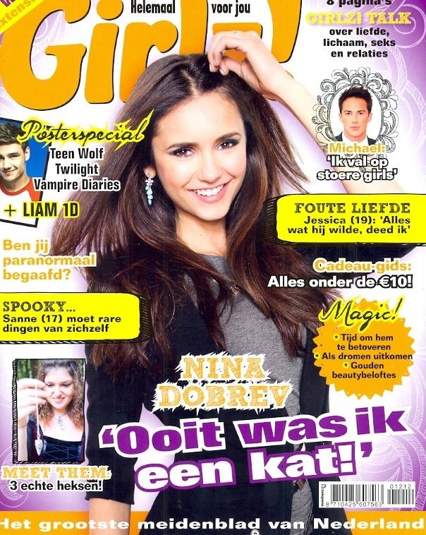 Girlz - nummer 12 - Cover