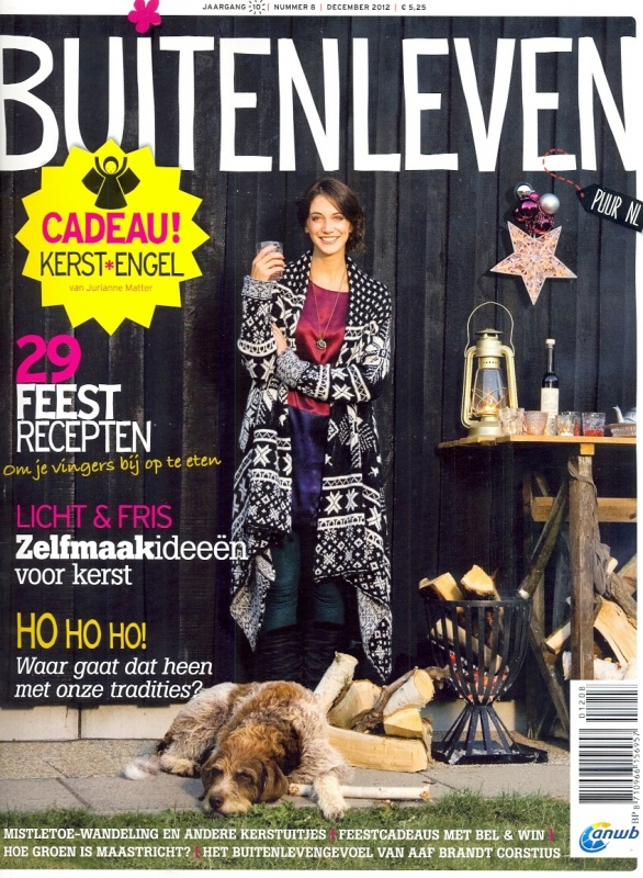Buitenleven - nr 8 - Cover